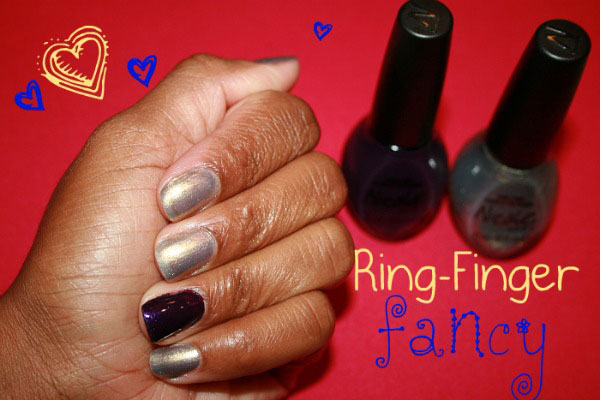 Ring-finger-fancy