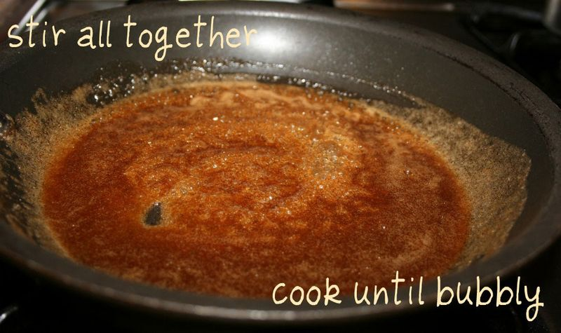 Cook-until-bubbly