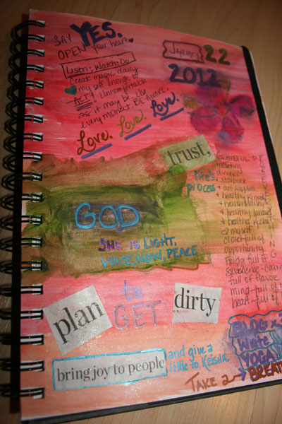 Journal-page